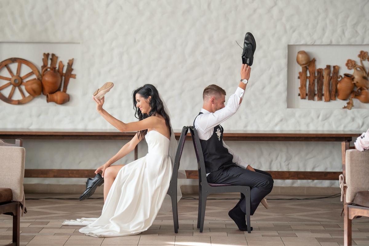 Die beliebtesten Hochzeitsspiele - Hochzeit-Heute.de